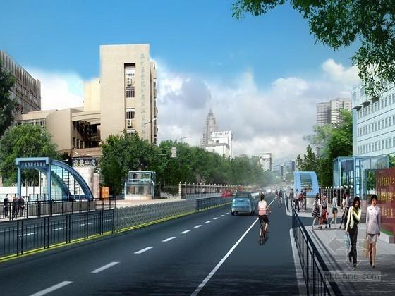 [重庆]新建城市道路工程施工组织设计(柔性路面)