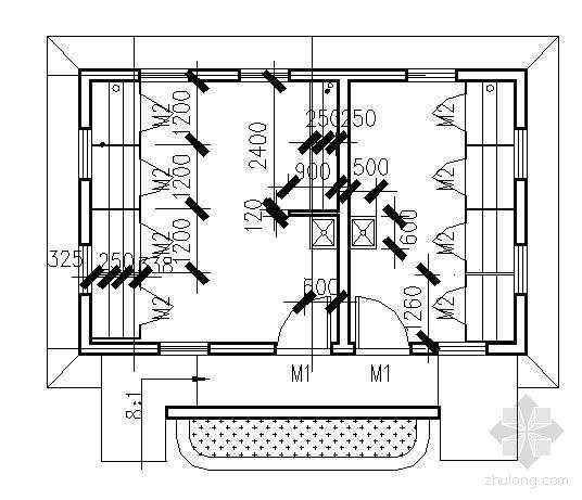 某公厕设计详图