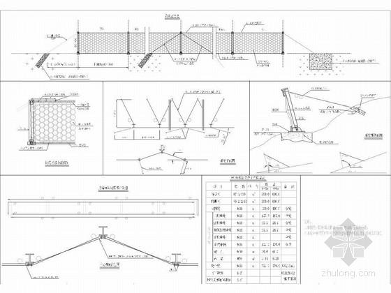 高速公路特殊路基设计通用图