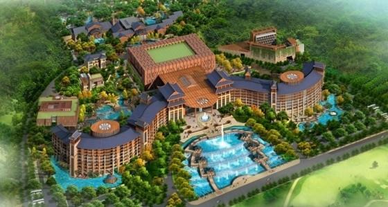 [贵州]大型文化创意旅游区规划设计方案文本