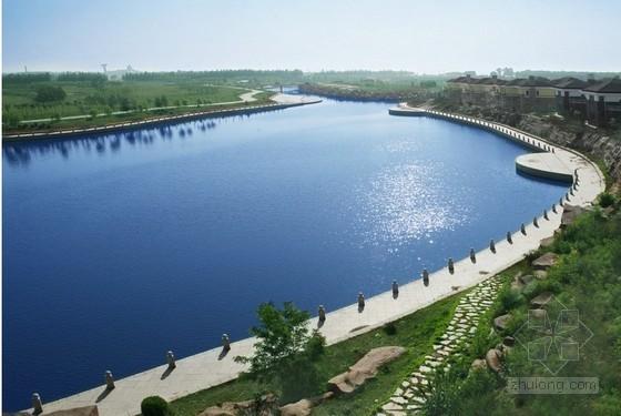 2013年某河道治理工程初步设计概算书(全套)