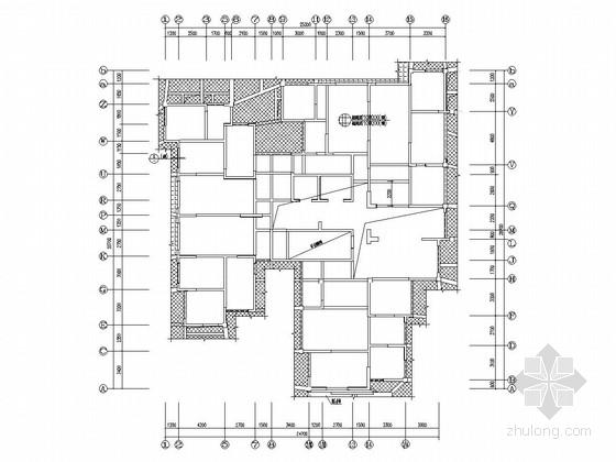 18层剪力墙结构公寓楼结构施工图