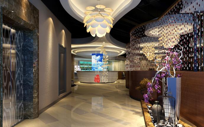 《五块石海天渔港》资阳酒楼装修设计公司,资阳酒楼设计公司