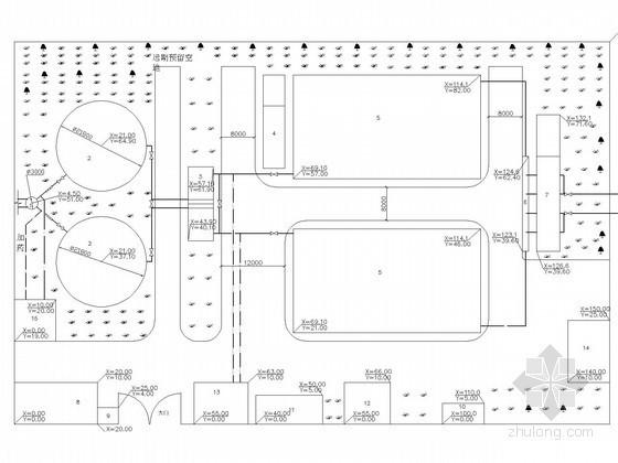 V型滤池毕设资料下载-[广东]给水厂毕业设计图纸任务书计算书