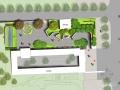 [青岛]四方人防口绿地景观设计