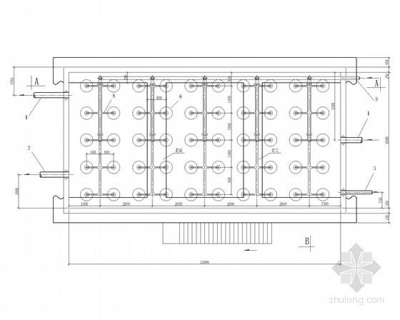 uasb反应器cad图资料下载-[内蒙古]酒厂污废水处理毕业设计(说明书)