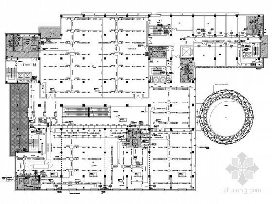 vrf空调资料下载-[浙江]多层办公楼空调及通风排烟设计施工图(空气源热泵 VRF系统)