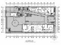 [陕西]著名大学综合性现代博物馆室内装修施工图(含效果)