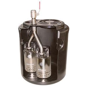 汽动给水泵中增压泵的结构组成