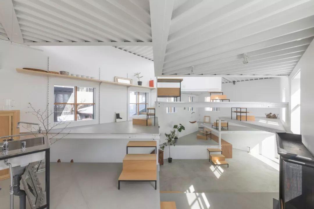 这些日本房子看着很简陋,但空间布局令人咋舌!_65