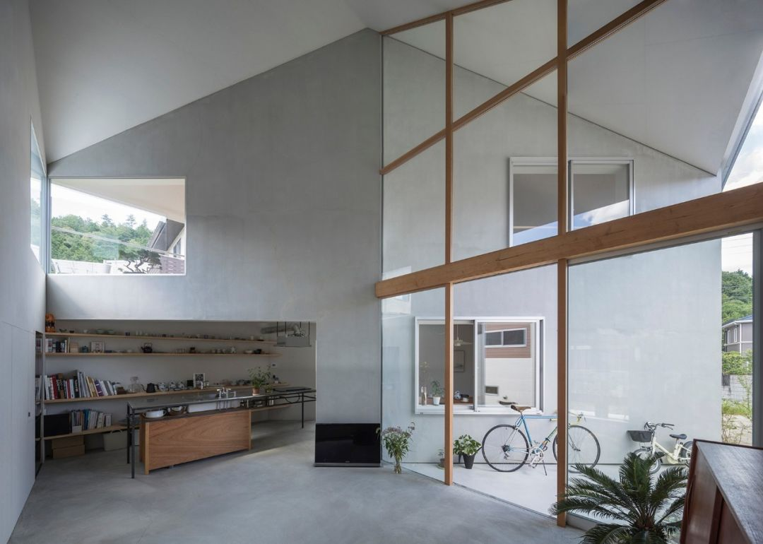 这些日本房子看着很简陋,但空间布局令人咋舌!_16