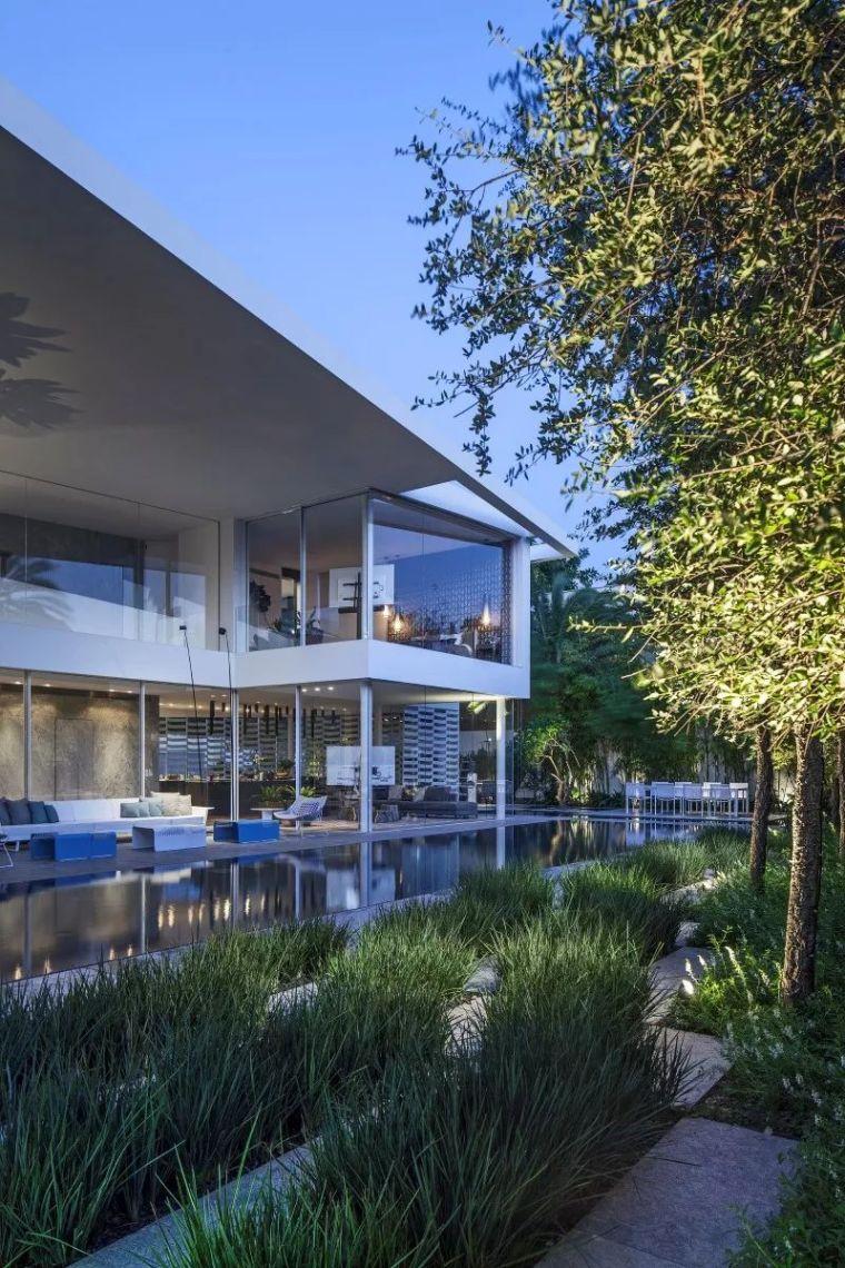 1500m²大别墅,极简大师这样打造,美竟如此纯粹!_31
