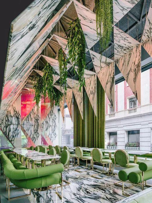 别找了,2018年最好看的餐饮空间设计都在这里了_72