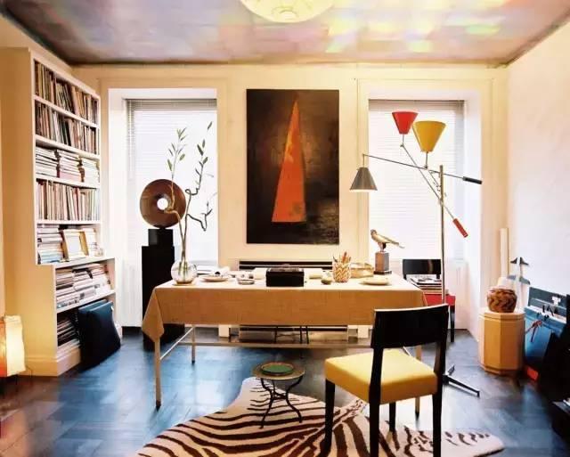 这5位传奇设计师,开创了室内设计业