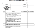 挂篮施工记录表(共3张)
