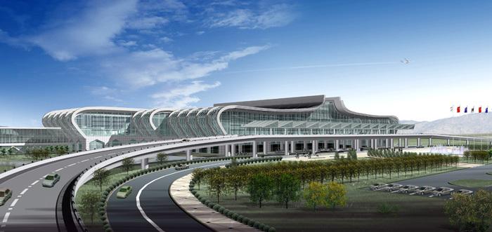 西安咸阳国际机场工程全套电气施工图