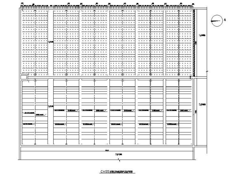 工业园区5万吨污水处理厂设计图(CAD)