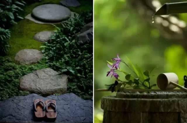 禅意之美|日式园林要素