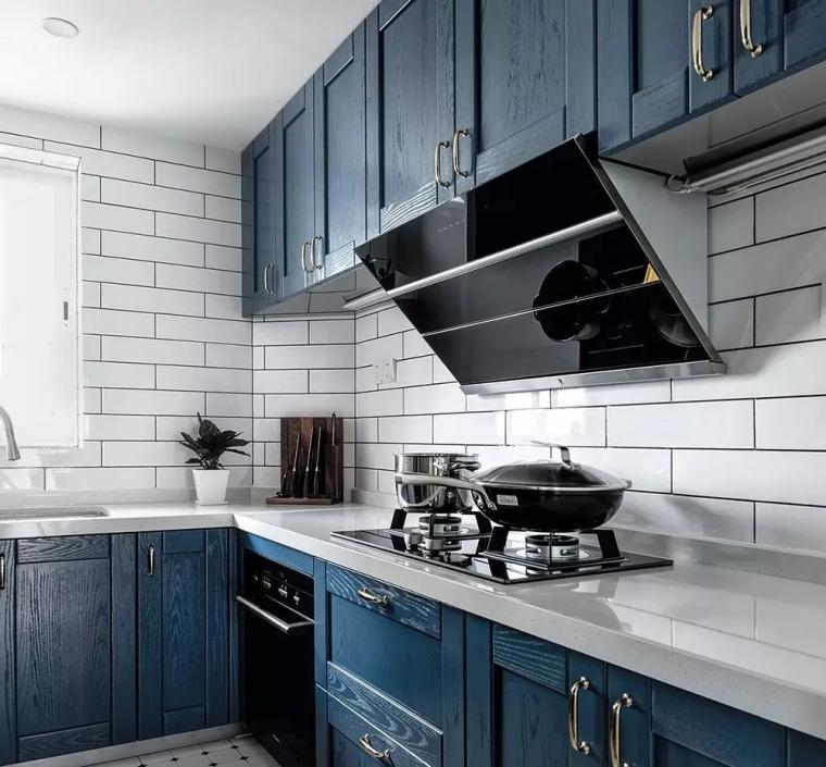 厨房比客厅还好看,让你爱上做饭!!_18