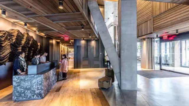 纽约布鲁克林酒店——1 Hotel