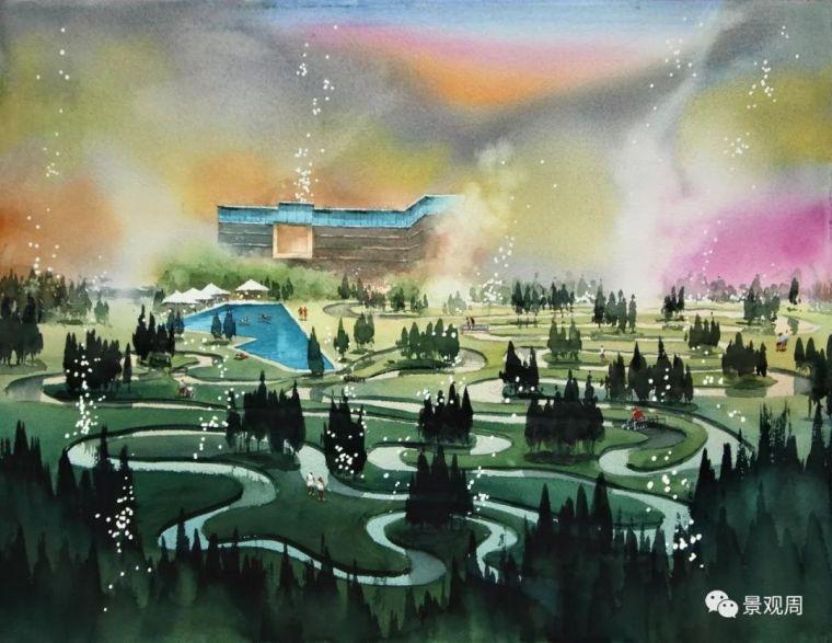 虹夕诺雅全球第七家落户中国:建筑景观室内设计最详解读!