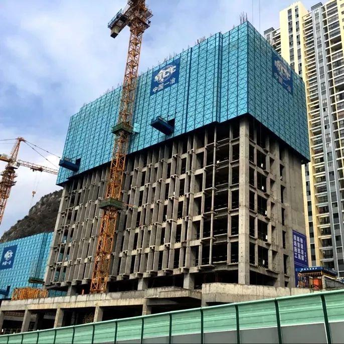 看工地丨建筑安全文明施工样板工地长啥样?