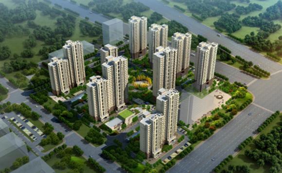 BIM技术应用于天津工业大学教师公寓