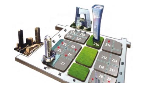 BIM技术在中国尊建筑工程施工中的应用研究