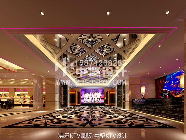 贵州大型KTV设计项目案例中坚KTV设计公司打造-量贩KTV设计-贵州大型KTV设计项目案例 中坚KTV设计公司打造第1张图片