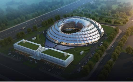 [BIM案例]西咸空港综合保税区事务服务办理中心BIM技术应用