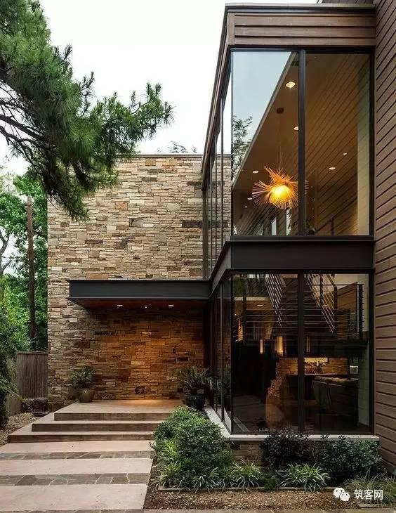 40款·简洁的现代别墅设计_38