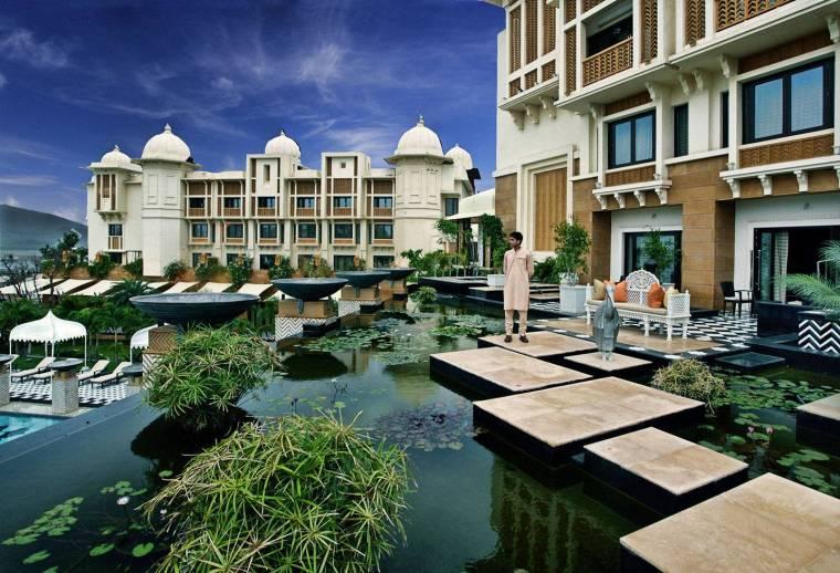 印度乌代布尔凯宾斯基酒店-2