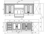 最全柜体柜门CAD图块