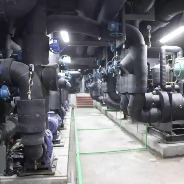 某酒店中央空调系统选型分析报告