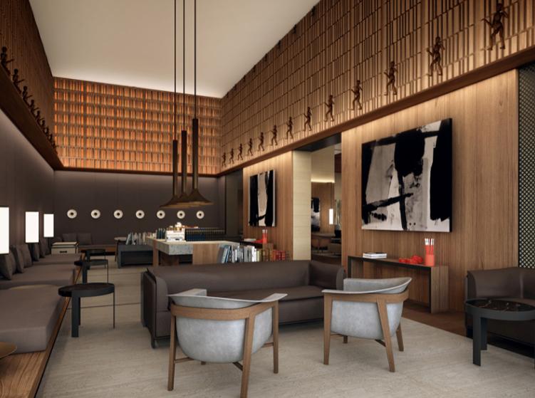更新 62套酒店餐饮空间装修设计施工图(附效果图、实景图)_4