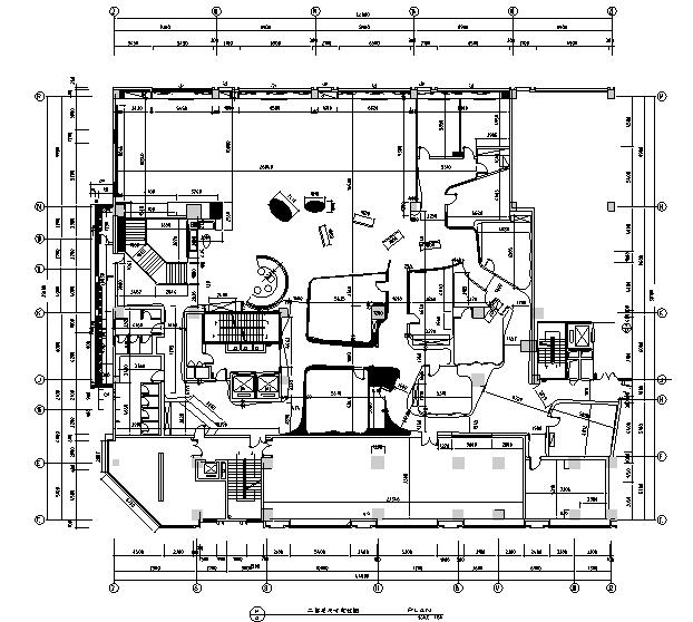 【湖南】金螳螂洞庭渔肴餐饮会所设计施工图(附效果图)_1