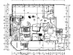 【湖南】金螳螂洞庭渔肴餐饮会所设计施工图(附效果图)