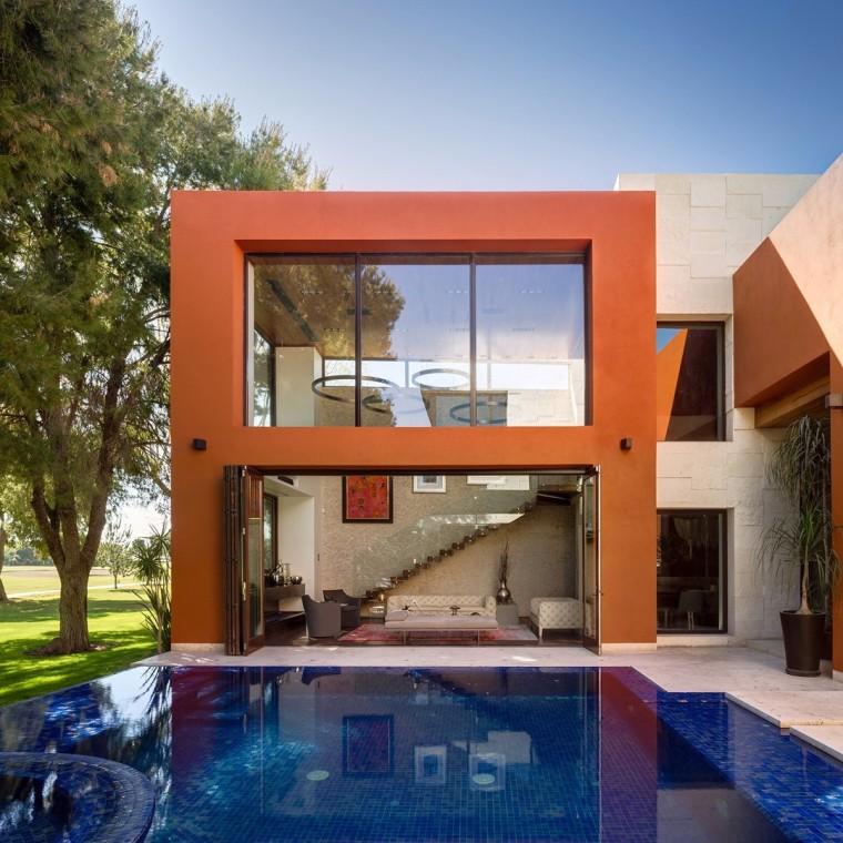 墨西哥SFA住宅翻新