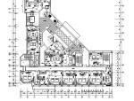 湖州俱乐部休闲中心施工图及效果图(20张)
