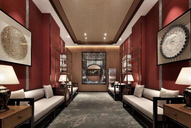 深圳皇家气质的澜庭酒店