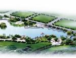 江西桑海经济开发区星海湖景观设计