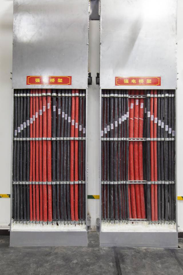 |欣赏|堪称中国典范的机电安装工程!_16
