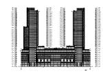 [合集]四套华东院商业综合楼及商业广场建筑施工图(图纸超详细)