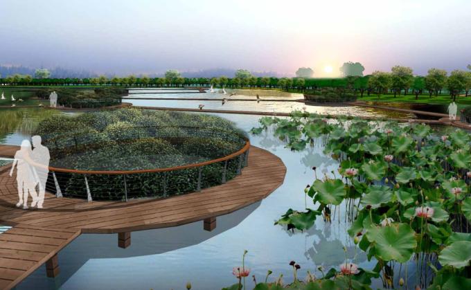 [合集][广东]海峡两岸创意生态农业城市规划设计方案(景观、旅游、详细修建、新农村、总体规划)_4