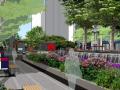 [湖北]现代宽景滨湖生态居住社区景观设计方案
