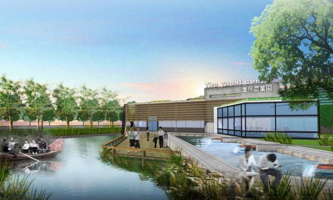 [合集][广东]海峡两岸创意生态农业城市规划设计方案(景观、旅游、详细修建、新农村、总体规划)_2