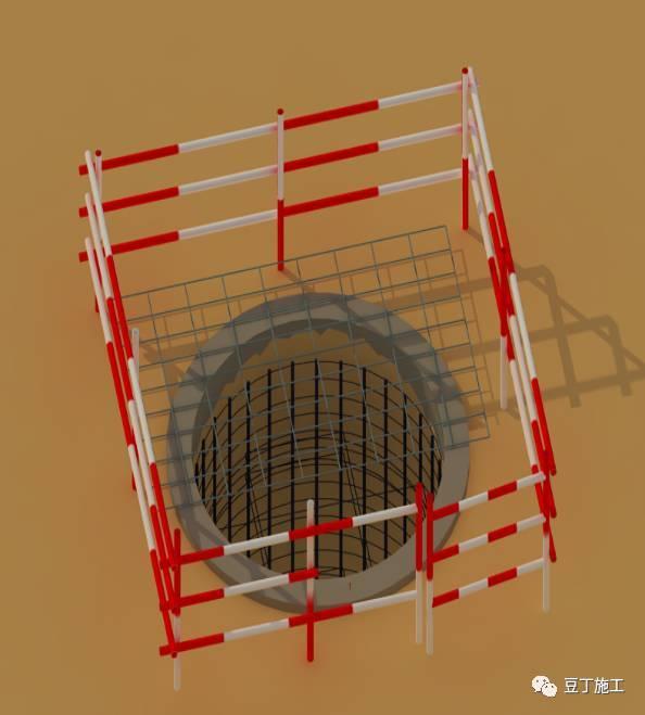 详解超深人工挖孔桩施工工艺和施工质量控制