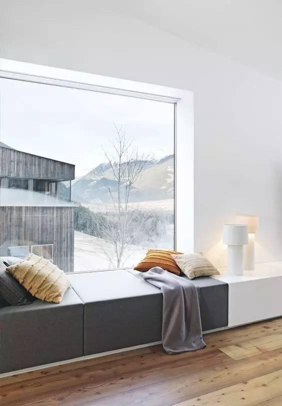如何设计出最美的飘窗?