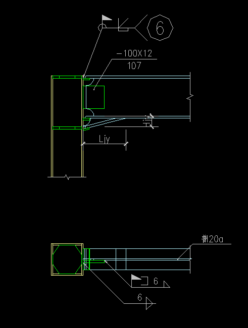 pkpm中出的梁柱节点详图总是带加腋