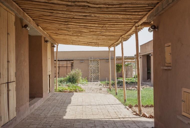 伊拉克动物辅助疗养中心-8
